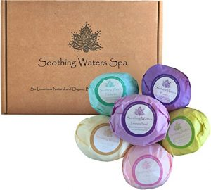 gifts-for-mom-organic spa basket