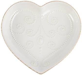 Lenox French Heart Dish