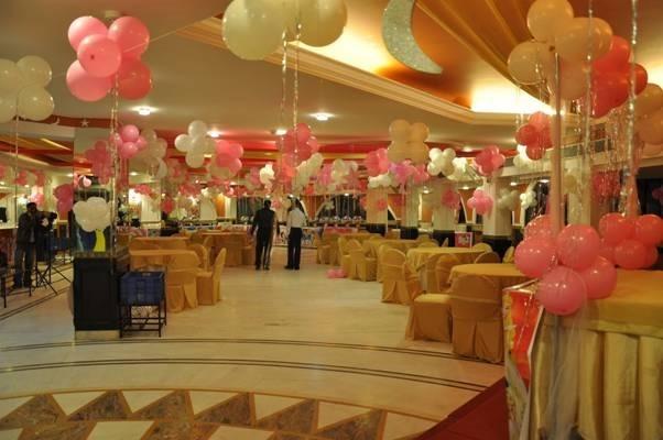 Nice kitty party hall