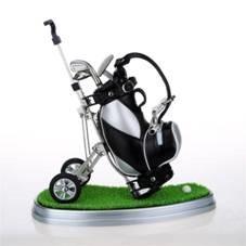 10L0L Golf Pens with Golf Bag Holder