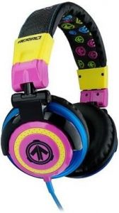Dj Headphones with Microphone