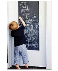 Chalkboard Removable Blackboard Wall Sticker
