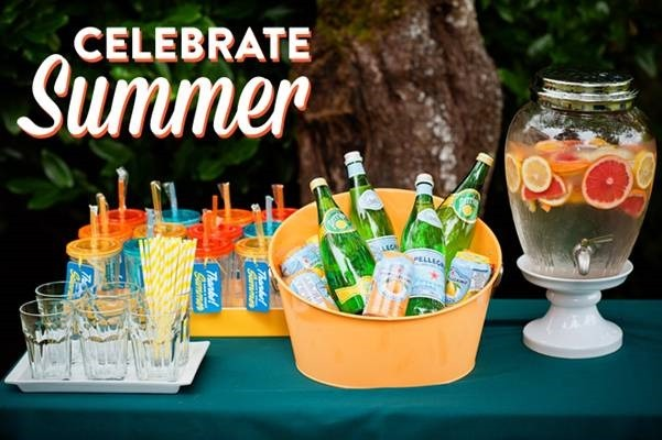 20 Summer Birthday Party Ideas You Are Seeking For