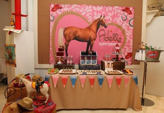 A Cowgirl Birthday Party