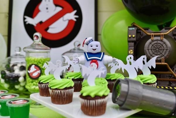 A Ghostbusters Party