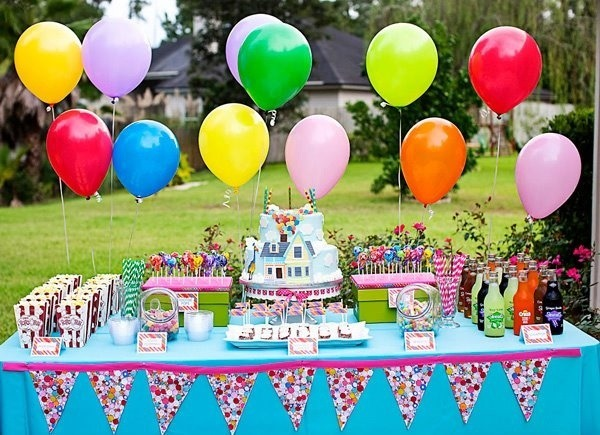 Supersweet Up-Inspired party