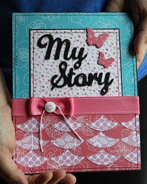 Book Cover Scrapbook Paper : Th birthday party ideas for mom to be planned
