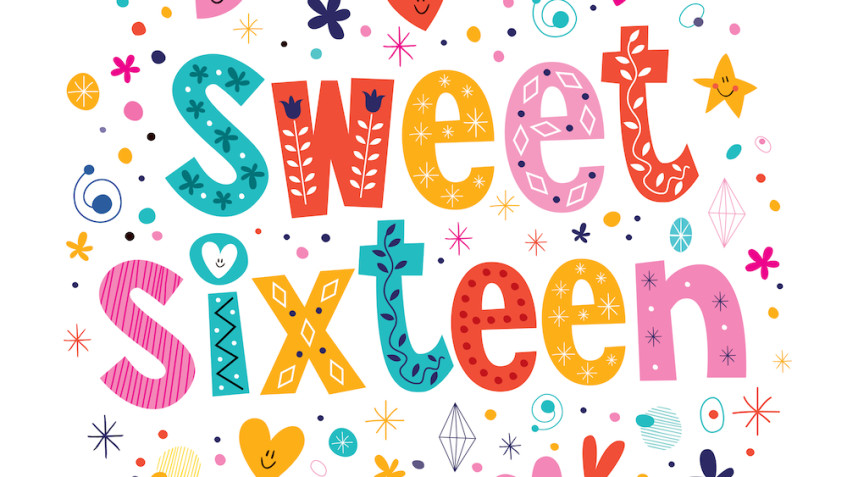 Sweet Sixteen Birthday Ideas for Themes, Games, Activities, Food Etc..