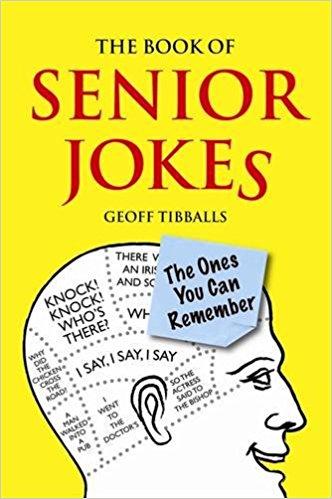 book of senior jokes