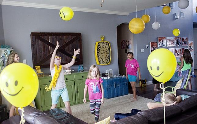 EMOJI THEMED PARTY GAMES 20 Crazy Emoji Birthday Party Ideas Inspire