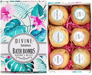 Birthday-Gifts-For-Girls-Bath bomb kit