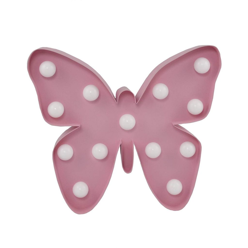Birthday-Gifts-For-Girls-Butterfly Carnival Lights