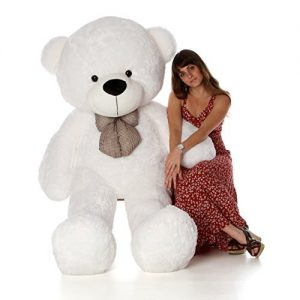 Birthday-Gifts-For-Girls-Large Fluffy Teddy
