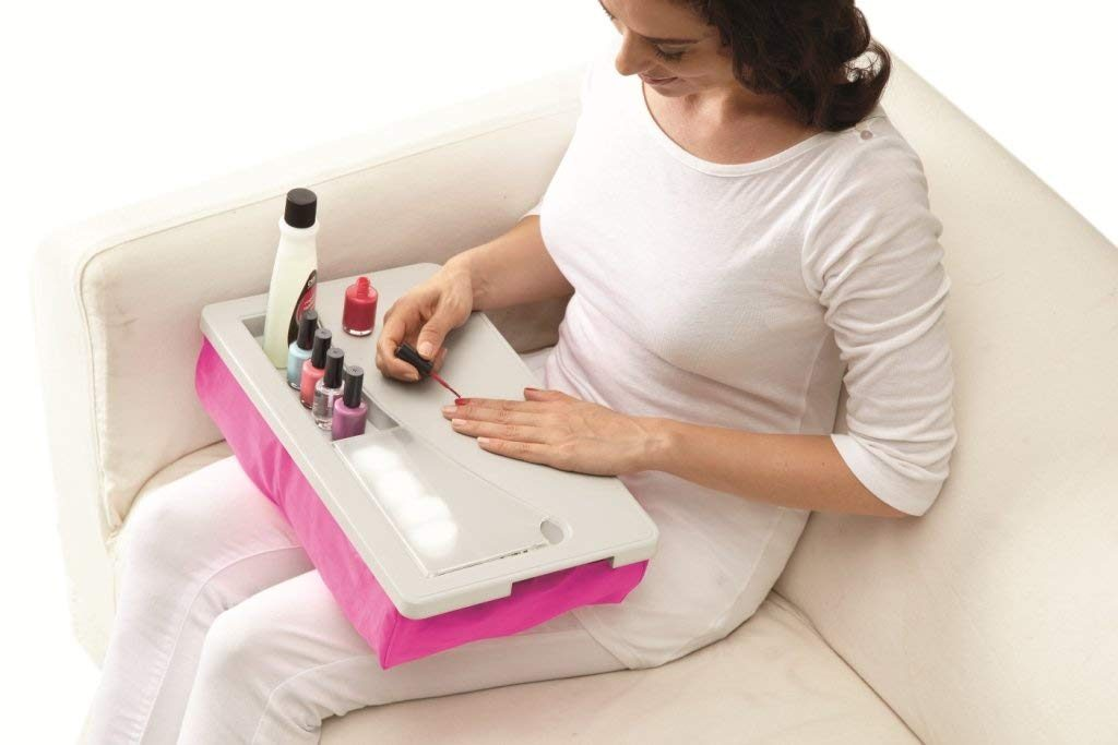 Portable Laptop Manicure Salon Tray