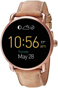 Birthday-Gifts-For-Girls-Smart Watches by Fossils