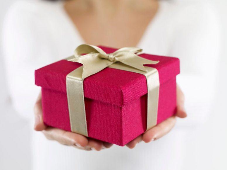 Подарок жене не дорогой