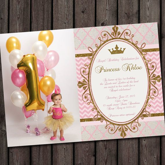 With Invitations You Can Also Ask The Guests To Dress Their Children Like Majestic Princesses And Princes Which Will Add Princess Setup