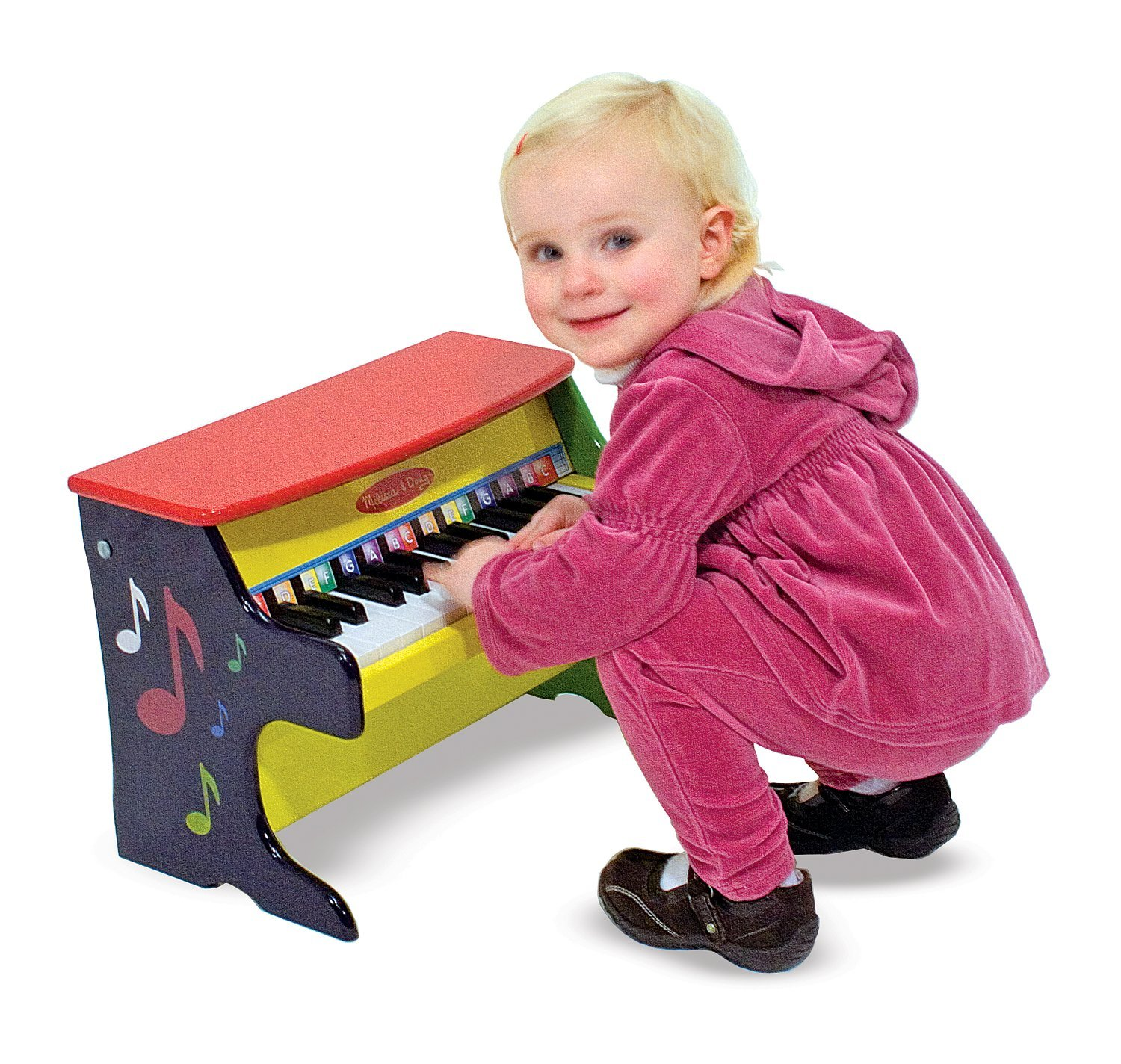 Anything That Makes Quirky Sounds On Pressing It Is A Sight Of Wonder For Young Toddlers This Mini Keyboard One The Amazing Birthday Gift Idea