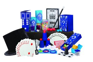 gifts-for-7-year-old-boy Magic show suit case