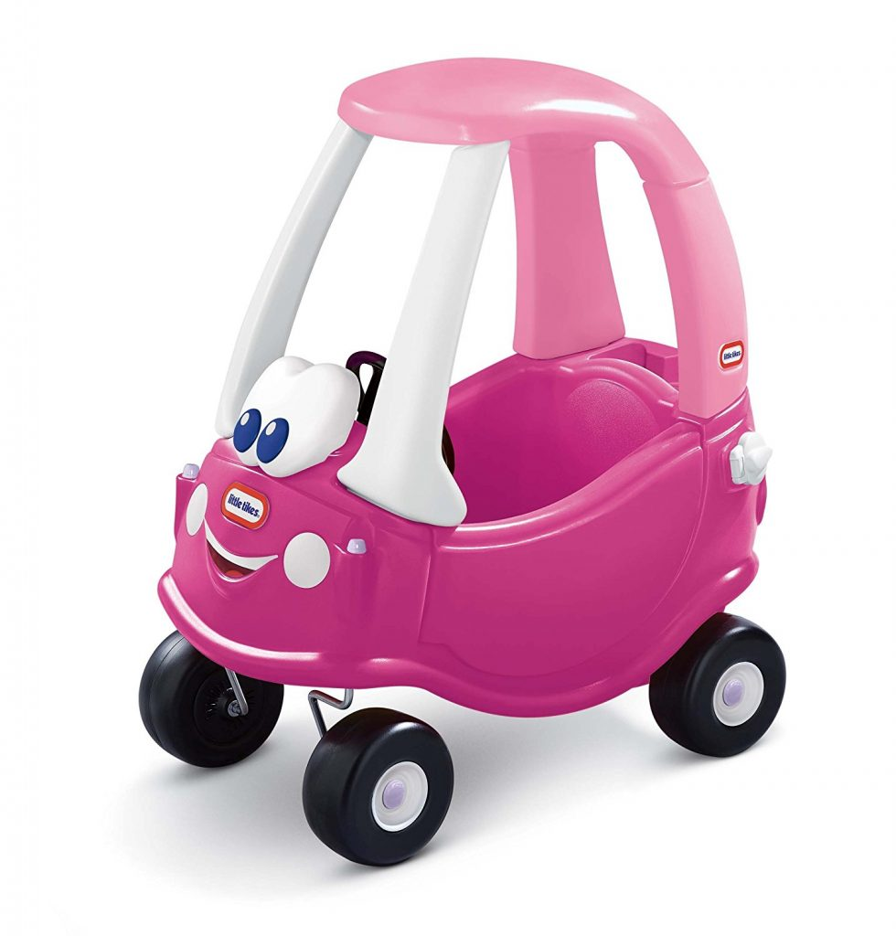 Princess Cozy Coupe Ride On