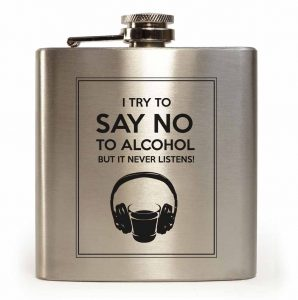 Funny Message Flask