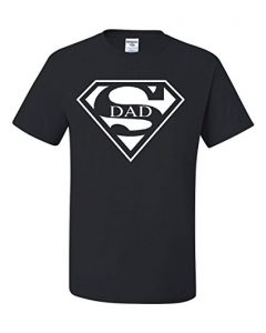 Super dad T-shirt Funny
