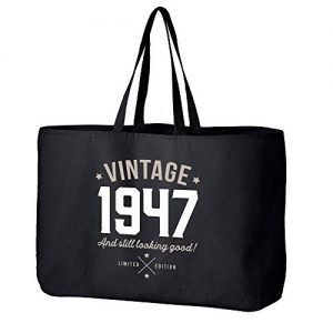 70 Birthday Shopping Bag