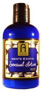 Men's  Massage Oil