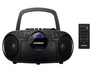 REMOTE CONTROLLED RADIO