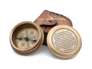 Customized Compass with Case