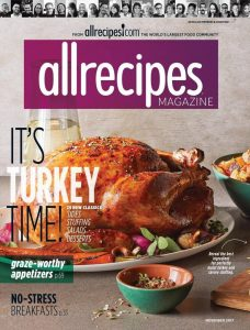 Monthly subscription all recipes