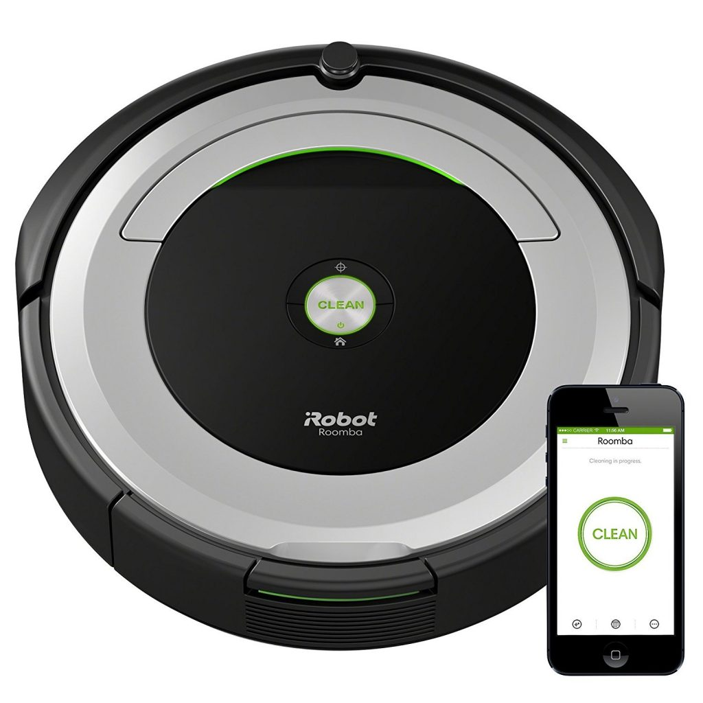 IRobot Roomba 960 Robot Vacuum With Wi Fi Connectivity