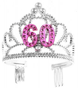 60-year-old tiara