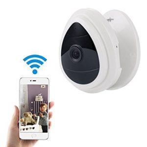Mini Wireless Home Security Camera