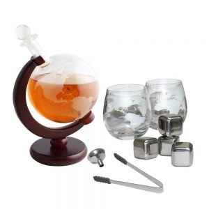 Tabletop Whiskey Decanter