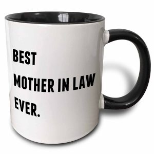 Best Mother in Law Coffee Mug