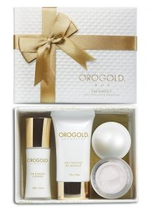 OROGOLD Cosmetics 24K Gold Luxury Packet