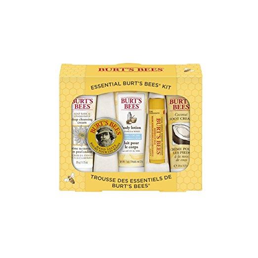 Burt Bee's Essential Everyday Beauty Gift Set