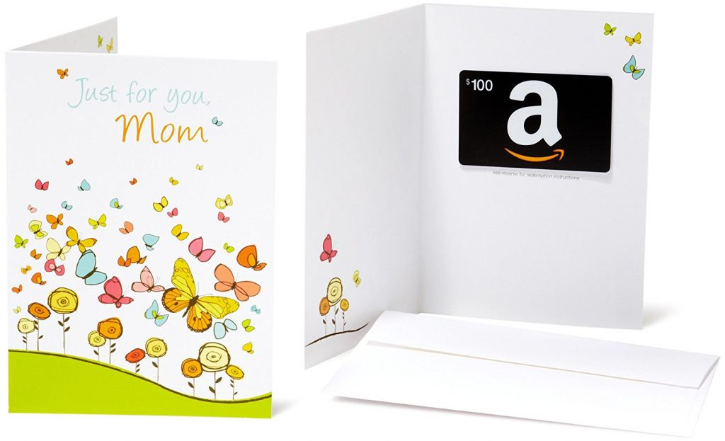 gifts-for-mom-Amazon Gift Card in a Greeting Card