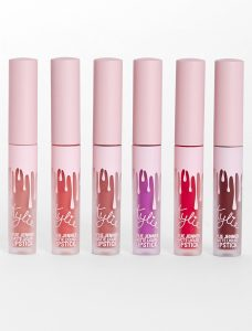 Kylie Cosmetic Lipsticks- The Birthday Collection