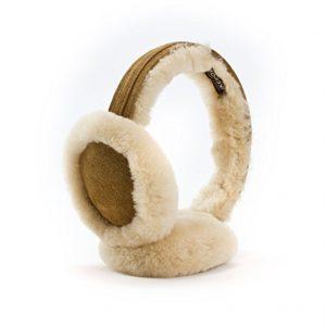 Classic Australian Sheepskin Earwarmer