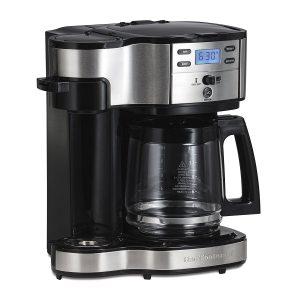 Hamilton Beach Single Serve Coffee Machine