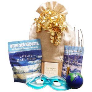 Premier Dead Sea Secrets Bath and Body Spa Gift Set