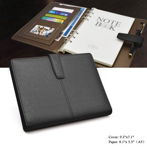 Leather Diary Classic Writing Notebook