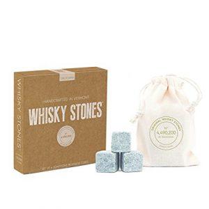Handcrafted Soapstone Whiskey Stones