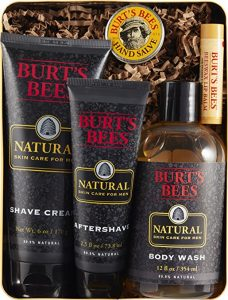 Burt Bee's Men Gift Set