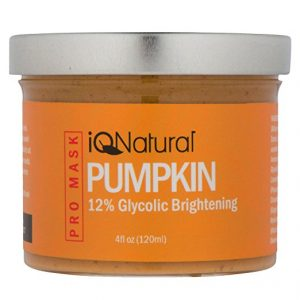 Organic Pumpkin Enzyme Facial Peel Mask