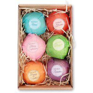 Mino Naturals Bath Bombs Gift Set
