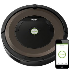 Roomba 890 Vacuum Cleaner with Wi-Fi Connectivity