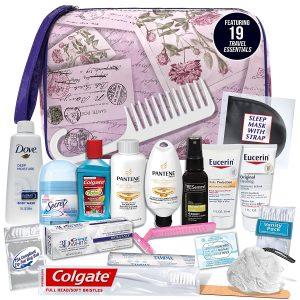 Women's Premium Convenience Travel Kit